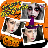 Halloween Photo Frames icon