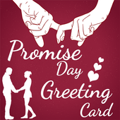Promise Day Greeting Cards 2018 icon