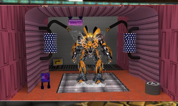 Robot Mechanic Simulator poster