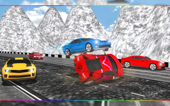 Snow Extreme Car Racing screenshot 6