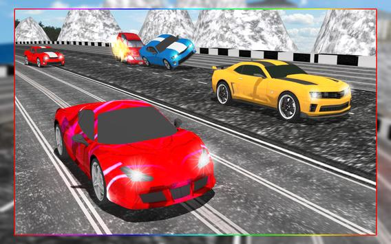 Snow Extreme Car Racing screenshot 7