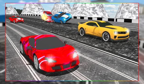 Snow Extreme Car Racing screenshot 12