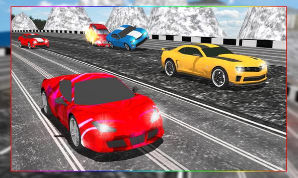 Snow Extreme Car Racing screenshot 2