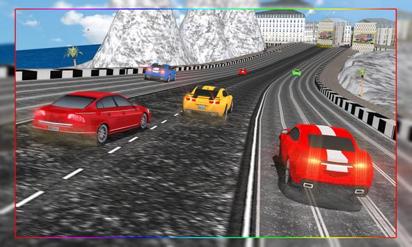 Snow Extreme Car Racing screenshot 3