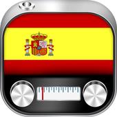 Radio Spain Online FM - Radios Stations Live Free icon