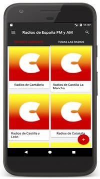 Radio Spain Online FM - Radios Stations Live Free screenshot 17