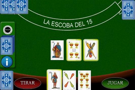 La Escoba free apk screenshot