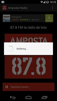 Amposta Ràdio screenshot 2