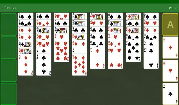 FreeCell screenshot 7