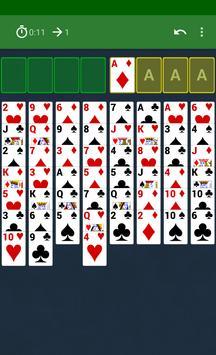 FreeCell screenshot 5