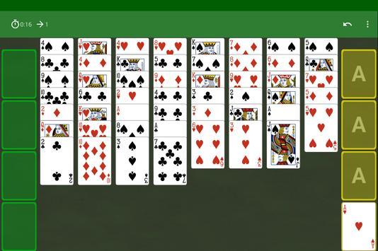 FreeCell screenshot 9