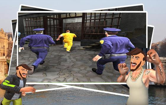 لعبة هروب المجرد من السجن 🚨 apk screenshot