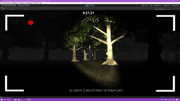 Escape From Haunted Forest of Slender Man screenshot 2