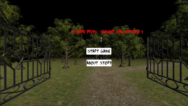 Escape From Haunted Forest of Slender Man screenshot 3