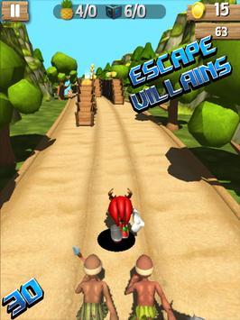 Knuckles Super Sonic : Jungle Run apk screenshot