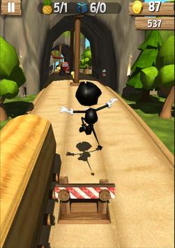 Bendy Jungle Run - Ink Machine apk screenshot
