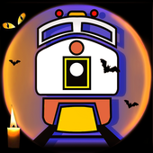 escape games-get out the room and escape the train icon