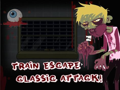 escape games-get out the room and escape the train screenshot 3