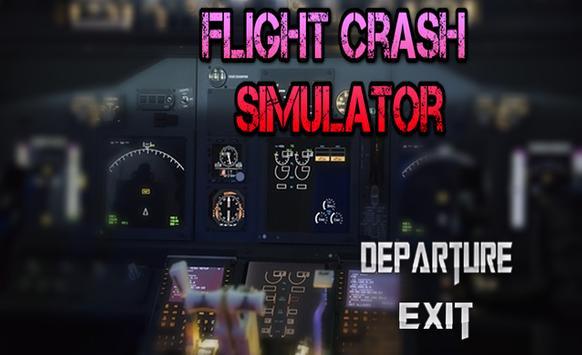 Flight Crash Simulator poster