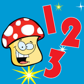 1-10 Counting games for kids icon