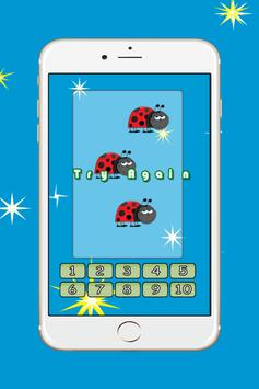 1-10 Counting games for kids screenshot 3