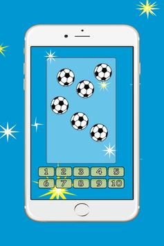 1-10 Counting games for kids screenshot 1