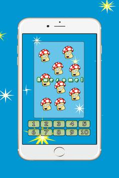 1-10 Counting games for kids screenshot 2