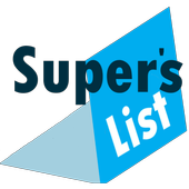 SupersList icon