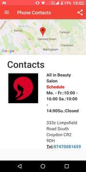 All in Beauty Salon Croydon screenshot 3