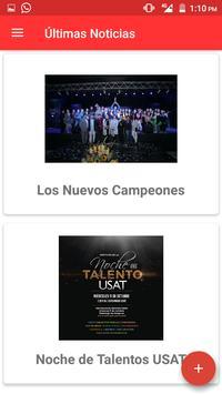 Mi Escuela USAT screenshot 3