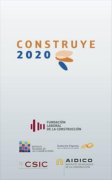 Construye 2020 poster