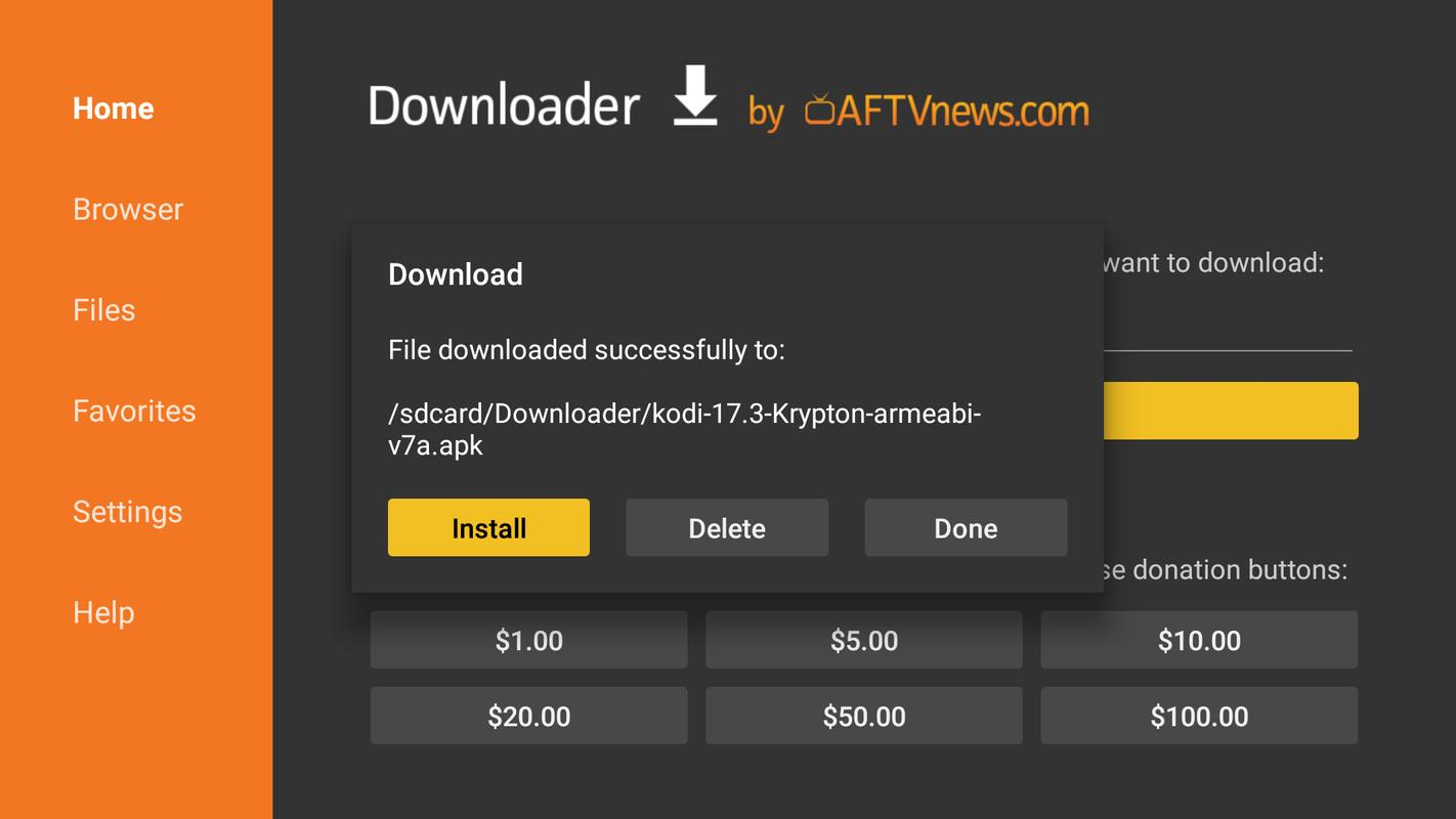 Apk Downloader Android App