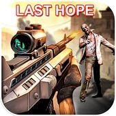 zombie dead:killer target shot icon