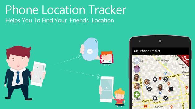 Mobile Number Tracker & Phone Tracker poster
