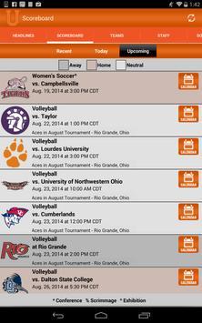 Union College Bulldogs screenshot 8