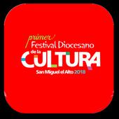 Primer Festival Diocesano de la Cultura - 2018 icon