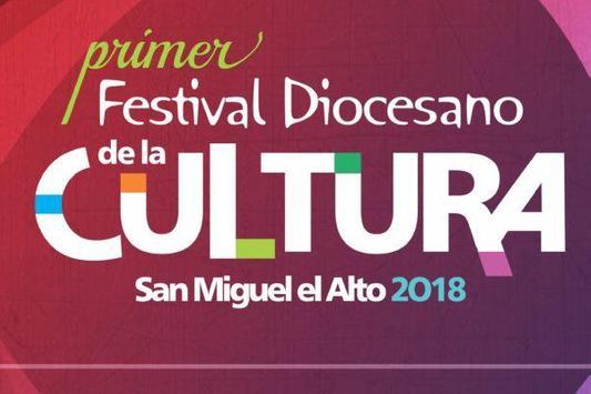 Primer Festival Diocesano de la Cultura - 2018 poster