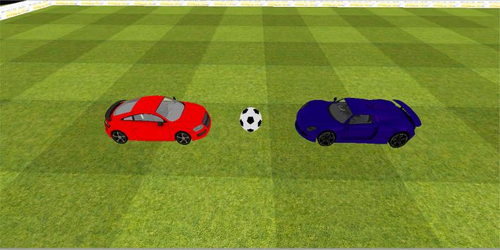 Car Football : Championship Cup 4 poster