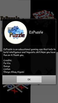 EzPuzzles screenshot 1