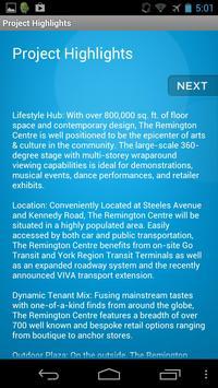 Remington Centre apk screenshot