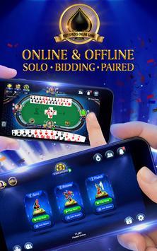 Spades Club (Batak Club) : Online - Offline Spades poster