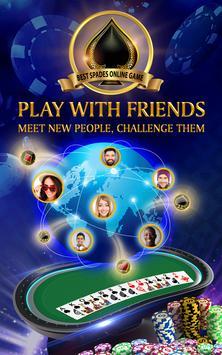 Spades Club (Batak Club) : Online - Offline Spades apk screenshot