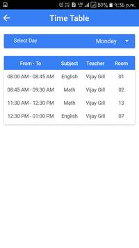 eSkoool Student App apk screenshot