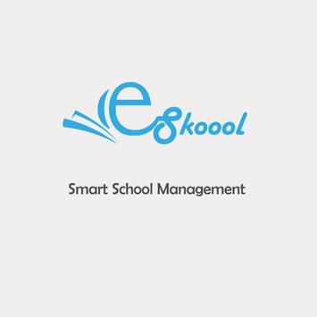eSkoool Student App poster