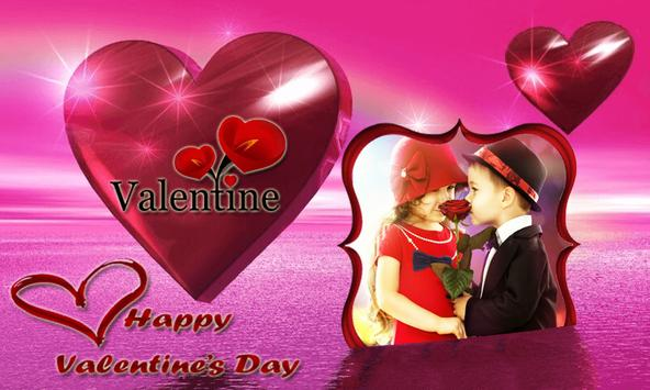 Valentine's Day Photo Frames screenshot 10
