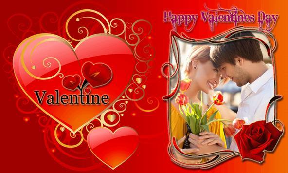 Valentine's Day Photo Frames screenshot 11