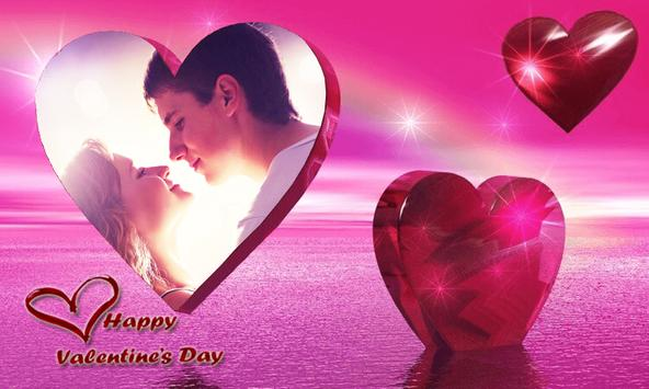 Valentine's Day Photo Frames screenshot 1