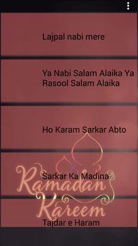 Special Ramadan Naats screenshot 1