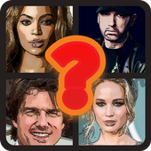 Guess the Famous Celebrities in the World (2017) icon