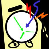 Sleep WakeUp GPS Alarm icon
